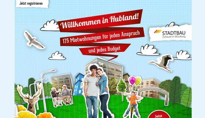 Titelbild zu Micropage <br><br>Wohnen im Hubland<br><br>Für Adam. Für Eva. Für Alle.